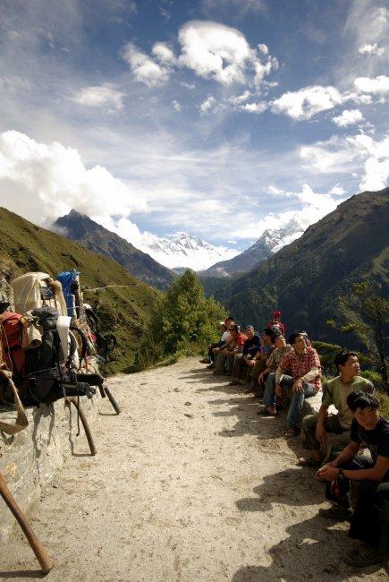 Himalayan Porters
