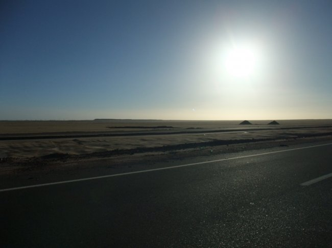 Desert Rolling