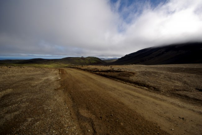 Offroading Iceland