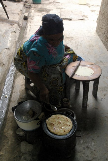 Fresh Chapatis